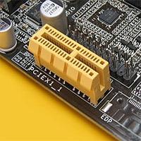 Tại sao cổng PCI Express trên bo mạch chủ có kích thước khác nhau? x16, x8, x4 và x1 có ý nghĩa gì?