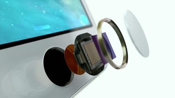 Công nghệ cảm biến vân tay điện dung