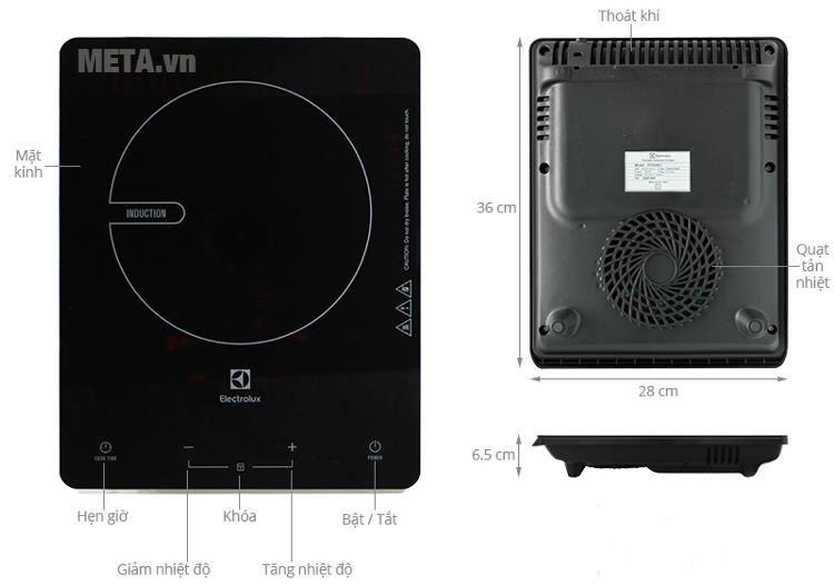 Electrolux ETD29KC