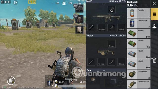 AR vs SMG Balo 3 PUBG Mobile