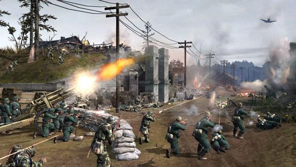 Company of Heroes 2 thực sự là một tựa game hấp dẫn