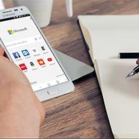 Hướng dẫn dịch trang web tự động bằng trình duyệt Edge trên Android