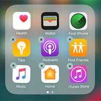 Cách khắc phục lỗi không thể xóa ứng dụng trên iPhone và iPad