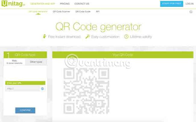Các cách tạo mã QR trực tuyến - Ảnh minh hoạ 9
