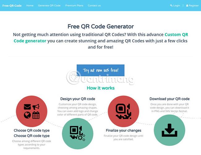 Các cách tạo mã QR trực tuyến - Ảnh minh hoạ 11