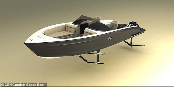 Cấu tạo chiếc thuyền máy chạy bằng điện đầu tiên trên thế giới