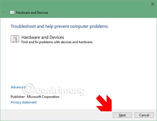 Hướng dẫn sửa lỗi màn hình cảm ứng trên Windows 10 - Ảnh minh hoạ 2