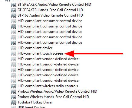 Hướng dẫn sửa lỗi màn hình cảm ứng trên Windows 10 - Ảnh minh hoạ 6
