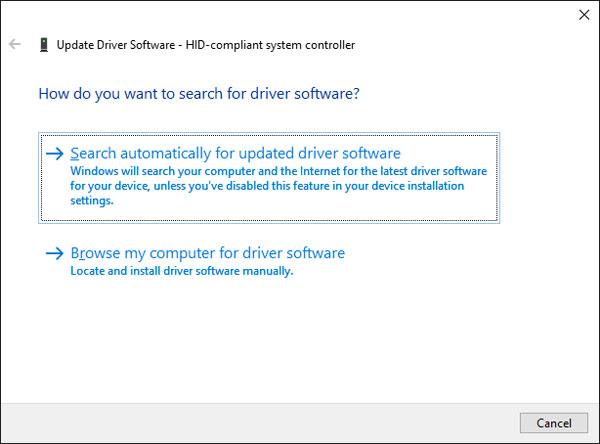Hướng dẫn sửa lỗi màn hình cảm ứng trên Windows 10 - Ảnh minh hoạ 9