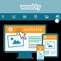 Cách dùng Weebly tạo website trên điện thoại