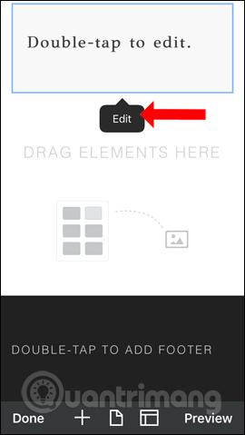 Cách dùng Weebly tạo website trên điện thoại - Quantrimang com
