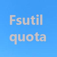 Lệnh Fsutil quota trong Windows