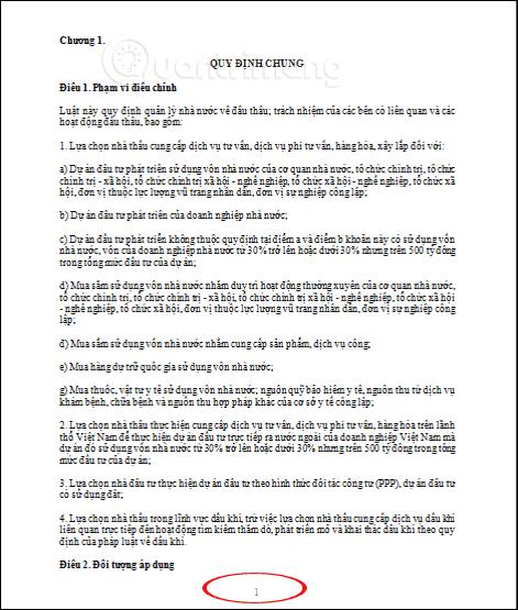 Kiểu số trang 1