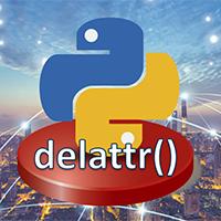 Hàm delattr() trong Python