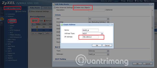Hướng dẫn sử dụng địa chỉ IP 192.168.2.2
