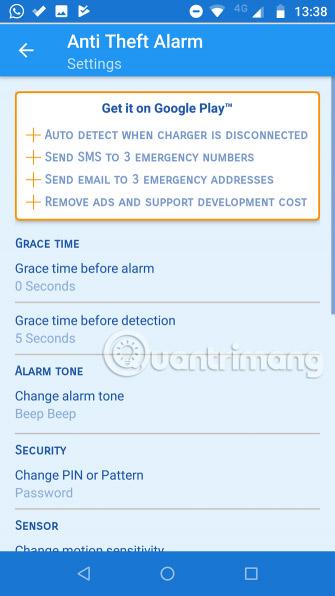Anti-Theft Alarm 1