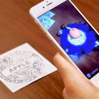 Spell Maste AR, app học ngoại ngữ thú vị của Nhật cho phép hiển thị vật thể như có phép thuật