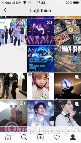 Cách xem lại các bài viết Instagram đã thích - Ảnh minh hoạ 4