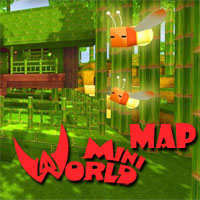 Cách lưu map và chia sẻ map trong Mini World: Block Art