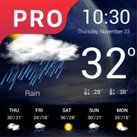 Mời tải Weather Forecast Pro, ứng dụng dự báo thời tiết theo thời gian thực giá 83.000 VNĐ, đang được miễn phí