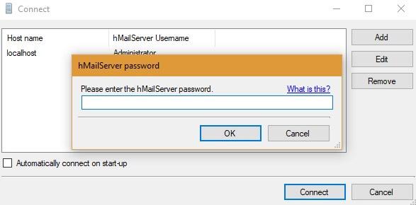 Bạn cũng sẽ phải thiết lập mật khẩu trong khi cài đặt.