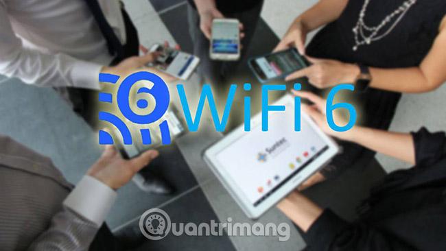 Nâng cấp lên Wi-Fi 6