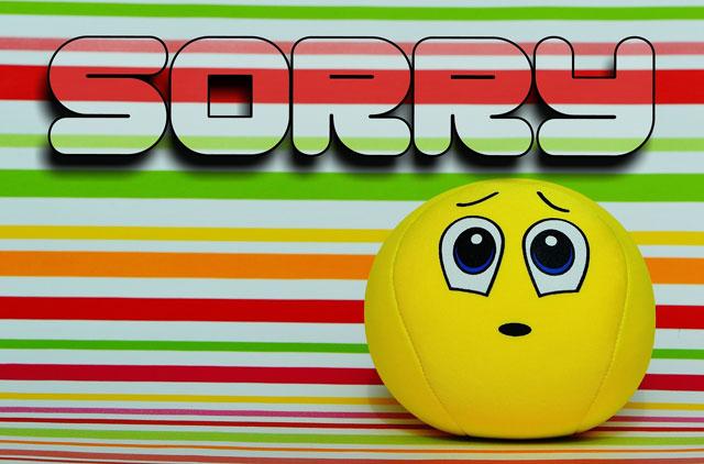 Ảnh xin lỗi Pixabay 4