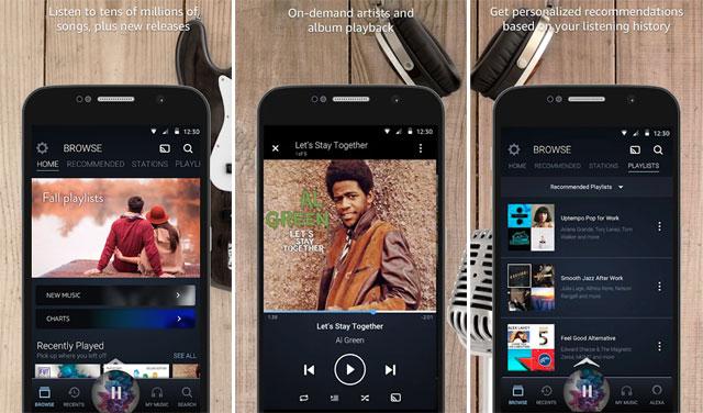 Ứng dụng Google Play Music