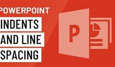 Cách căn lề và giãn dòng trong PowerPoint 2016