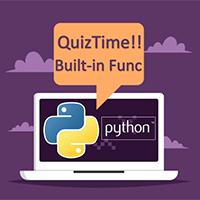 Bài kiểm tra trắc nghiệm về Python - Phần 8