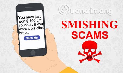 Smishing - Mối đe dọa bảo mật nghiêm trọng - Ảnh minh hoạ 4