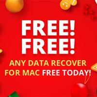 Mời nhận Any Data Recovery - phần mềm giúp phục hồi dữ liệu bị mất trên máy Mac, giá 56 USD, đang miễn phí