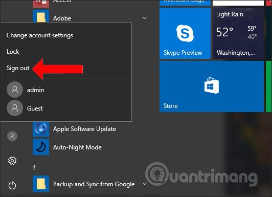 Tạo tài khoản Microsoft