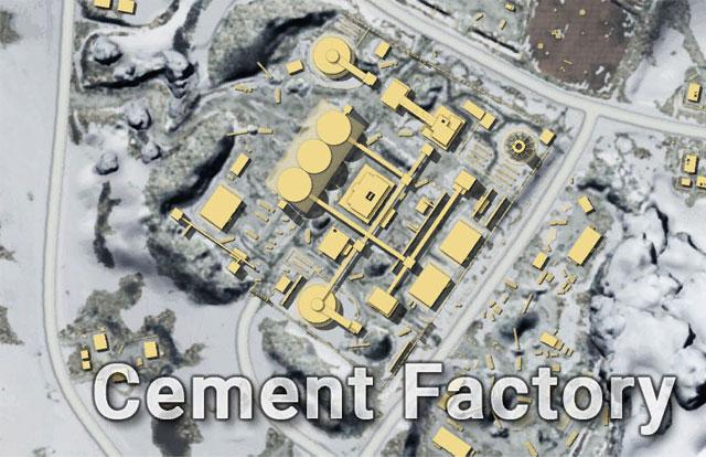 Cement Factory Vikendi