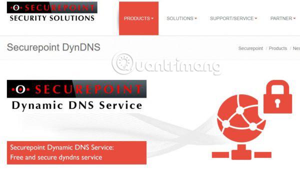 6 nhà cung cấp DNS động miễn phí tốt nhất - Quantrimang com