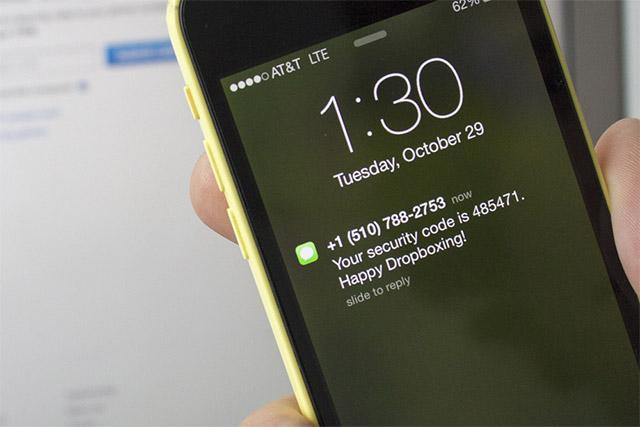 Thông thường, những người quan tâm về việc nhận mã xác thực hai yếu tố qua SMS cũng có thể nhận mã thông qua ứng dụng xác thực, chứ không riêng gì SMS