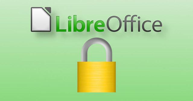 Cách mã hóa tài liệu với LibreOffice bằng mật khẩu