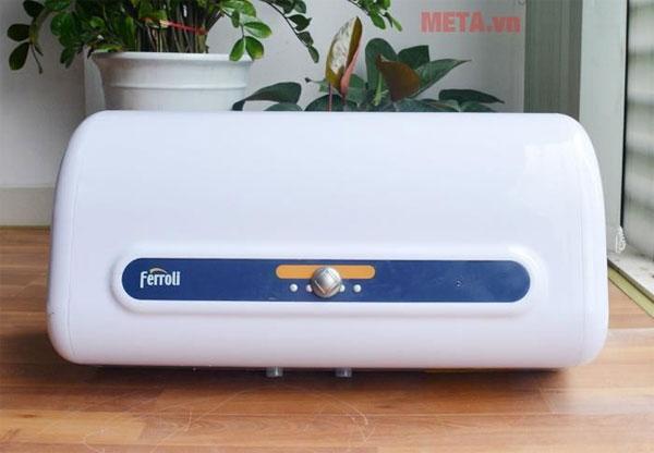 Bình nóng lạnh gián tiếp Ferroli QQ 50L
