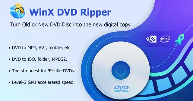 WinX DVD Ripper Plantinum