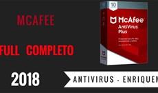 Mời nhận miễn phí bản quyền 6 tháng phần mềm diệt virus McAfee AntiVirus Plus 2018, giá 55USD