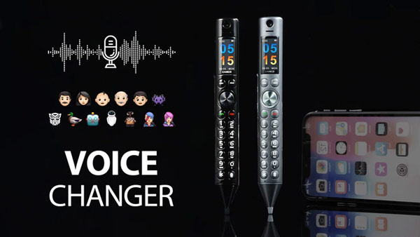 máy biến đổi giọng nói