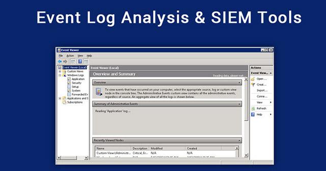 Những phần mềm và công cụ phân tích...