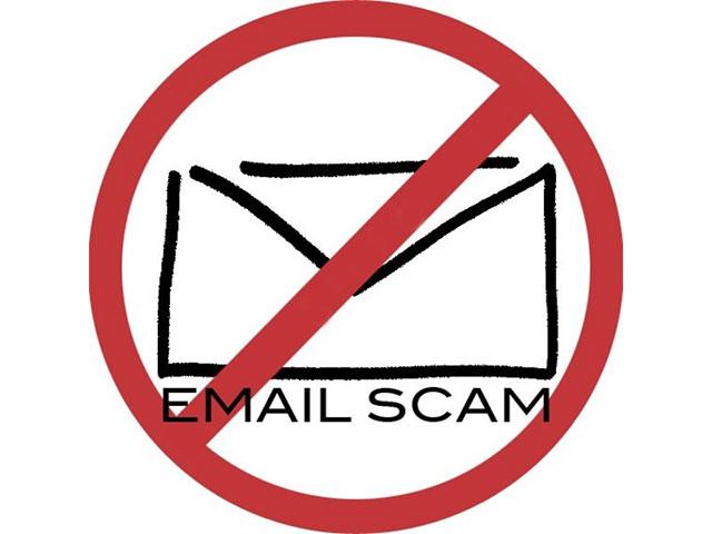 Lừa đảo email 12 tỷ đô la