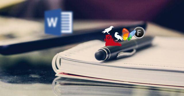 9 lựa chọn thay thế cho Microsoft Word tốt nhất
