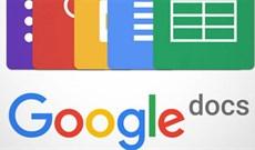 Cách tạo cột văn bản trên Google Docs
