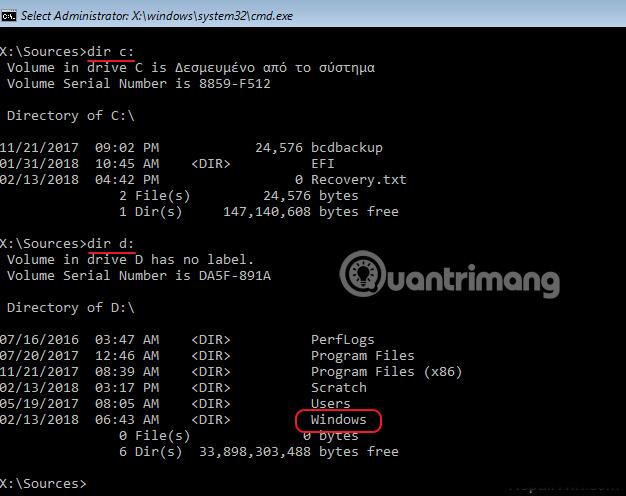 Cách xóa các bản cập nhật khỏi Windows Recovery Environment (WinRE) - Ảnh minh hoạ 3