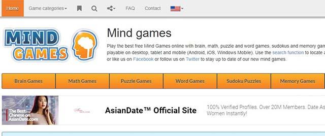 Trò chơi thiền định.com