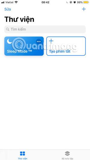 Chế độ Sleep Mode