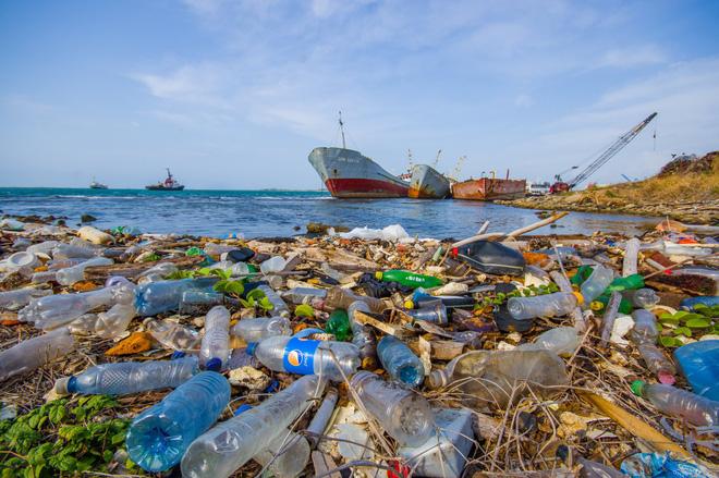 90,5% là tỉ lệ rác thải nhựa đã không bao giờ được tái chế