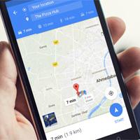 Cách nhắn tin trên Google Maps cho doanh nghiệp